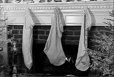 History of the Christmas Stocking | By the Chimney With Care