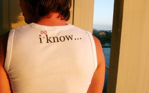 i-do-know